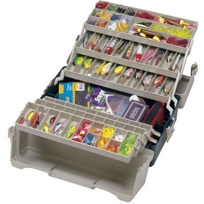 6 Tray Tackle Box