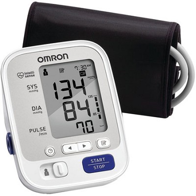 5 Series Upper Arm Blood Pressure Monitor with D-Ring (BP742N)