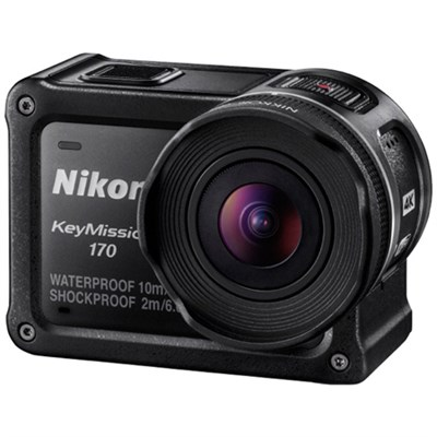 KeyMission 170 4K Ultra HD Action Camera with Built-In Wi-Fi Kit 3