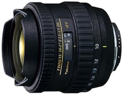AT-X AF 10-17mm f3.5-4.5 DX Fisheye Lens for Canon Digital SLR Cameras