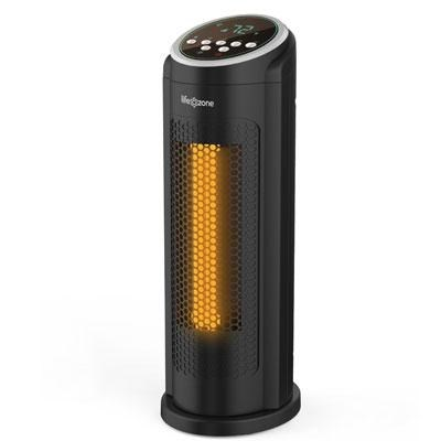 16` Heater Fan in Black with Oscillation - ZCHT1040US