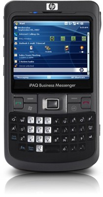 iPAQ 910 Business Messenger