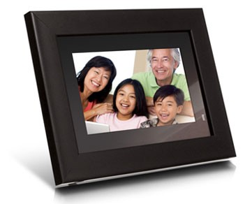 10.2` Digital Photo Frame with 512MB Memory