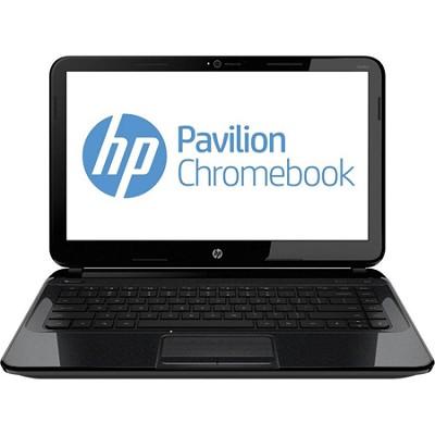 14-c015dx 14` LED Chromebook Intel - Celeron 847 - Refurbished