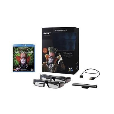 Alice 3D Bray Disc & 3D-Starter Kit