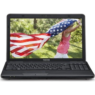 Satellite 15.6` C655-S5240 Black Notebook PC - Intel Celeron Proc. - OPEN BOX