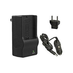 AC/DC Rapid battery charger for Olympus Li-40b/Li-42b  & Nikon EN-EL11