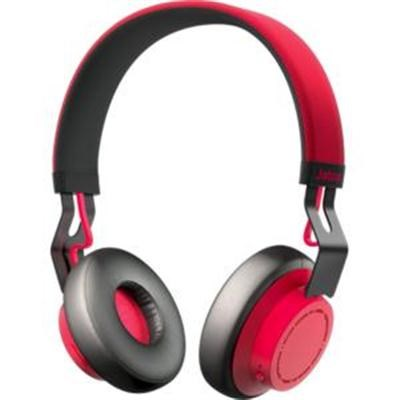 Move Wireless Stereo Bluetooth Headset in Red - 100-96300002-02