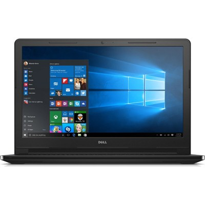 Inspiron 15 15.6` HD i3552-5240BLK 500GB HDD Intel Pentium N3700 Notebook PC