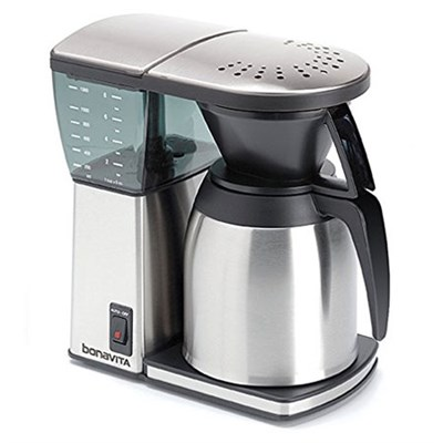 8 cup Coffee Maker, SS Lined Thermal Carafe (OPEN BOX)