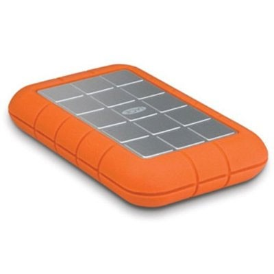 Rugged External 320GB Hard Drive  301832