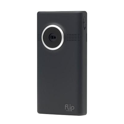 MinoHD Video Camera - 1 Hour  (4GB) Black