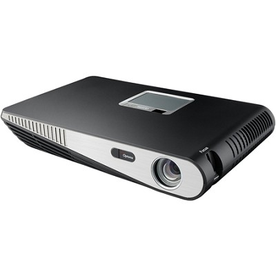 ML1000P WXGA 1000 Lumen 3D Ready Portable DLP LED Projector with HDMI