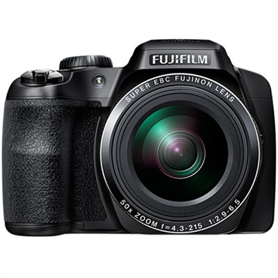 FinePix S9900W 50X Optical Zoom Digital Camera with 3.0` LCD (Black) - OPEN BOX