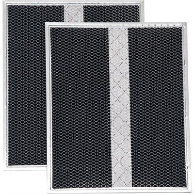 2-PACK Charcoal Replacement Filter for 42  QS Series