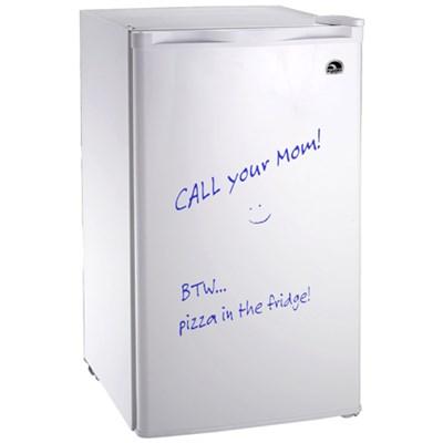 FR326C 3.2 CU ft. Dry Erase Board Refrigerator - White