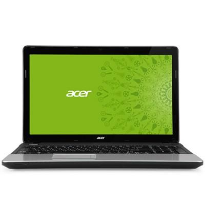 Aspire E1-571-6853 15.6` Notebook PC - Intel Core i5-3230M Processor (Black)