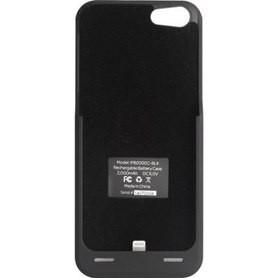 IPB2000C 2000 mAh Battery Case Charger for iPhone 5/5S