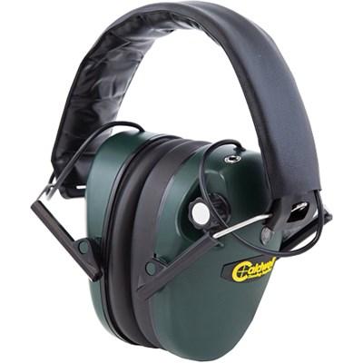 Low Profile E-Max Electronic Ear Muffs - 487557