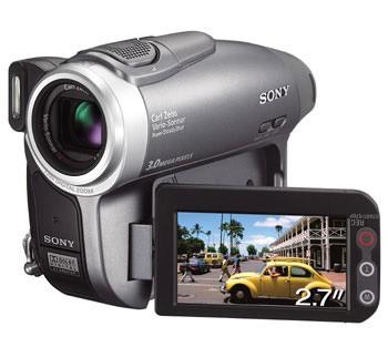 Handycam DCR-DVD403 DVD Digital Camcorder