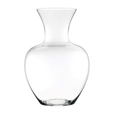 Crystal Apple Decanter