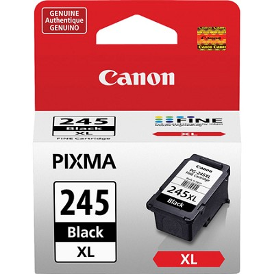PG-245XL Black Cartridge Fine Ink Cartridge