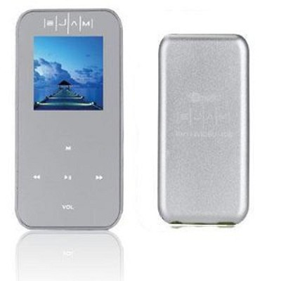 4GB Video Player w/ 1.5 Screen, Silver