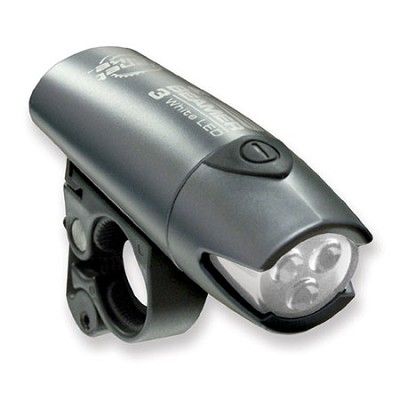 Beamer 3 LED Bicycle Light with Quick Cam Bracket Mount