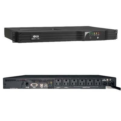 1000VA 640W 1U Rackmount Uninterruptable Power Supply - SMART1000RM1U