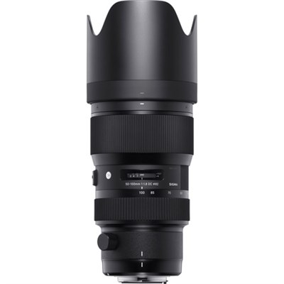 50-100mm f/1.8 DC HSM Lens for Canon Mount