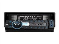 XDMA7650 240 Watt CD/MP3/WMA/USB/iPod 2-Step Motorized Receiver
