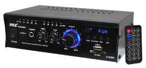 PCAU46A 2 x 120 Watts Mini Power Amplifier with LED Display