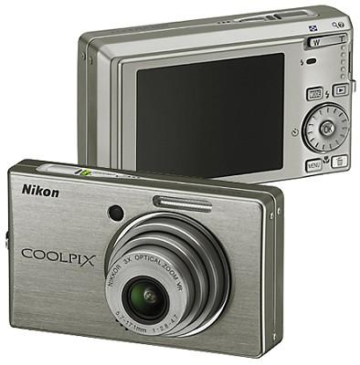 Coolpix S510 Digital Camera
