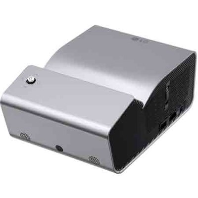Ultra Short Throw LED Projector w/ Embedded Battery Screen Share - OPEN BOX
