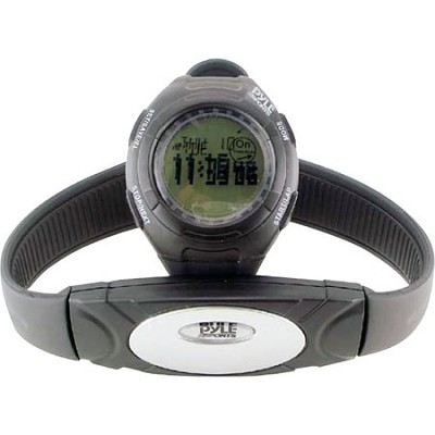 Advance Heart Rate Watch W/ 3D Walking/Running sensor