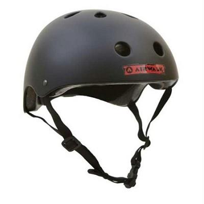 Regular Skate Helmet - Black - Md