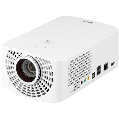 PF1500 HD Portable LED Smrt TV Home Theater Projector w/ Magic Remote - OPEN BOX