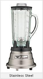 Stainless Steel Professional Food and Beverage 390 Watt Blender