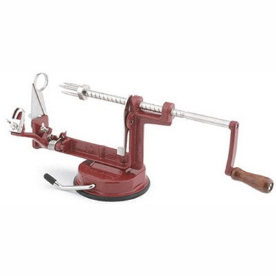 A505 - Peel Away Apple Peeler w/ Suction Cup Base