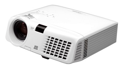 HD70 - 720p DLP Home Theater Projector - 1100 ANSI Lumens