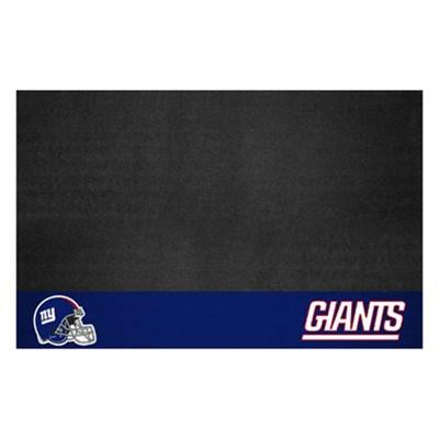NFL New York Giants Vinyl Heavy Duty Grill Mat