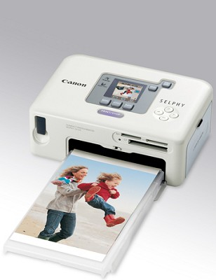 SELPHY CP720 Compact Photo Printer