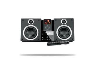Pure-Fi Elite High-Performance Stereo System for iPod