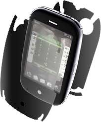 invisibleSHIELD for Palm Pre Full Body