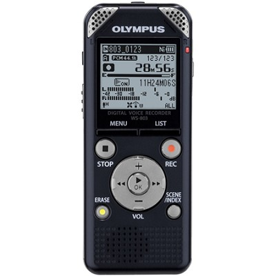 WS-803 - Digital Voice Recorder