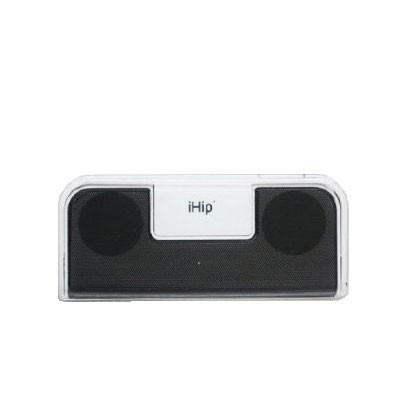 Fold-Up Portable Speaker System (White)