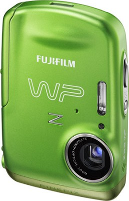 FINEPIX Z33WP 10 MP Digital Camera (Green)