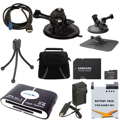 GoPro Car Accessory Kit 1