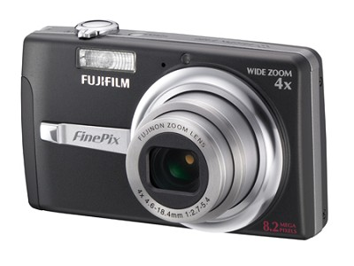FINEPIX F480 8MP Digital Camera