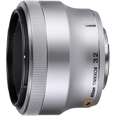 1 NIKKOR 32mm f/ 1.2 Lens (Silver)